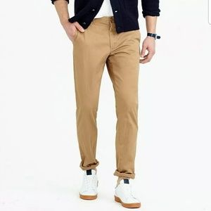 J Crew 770 Straight Fit Stretch Chino Pants 36x32